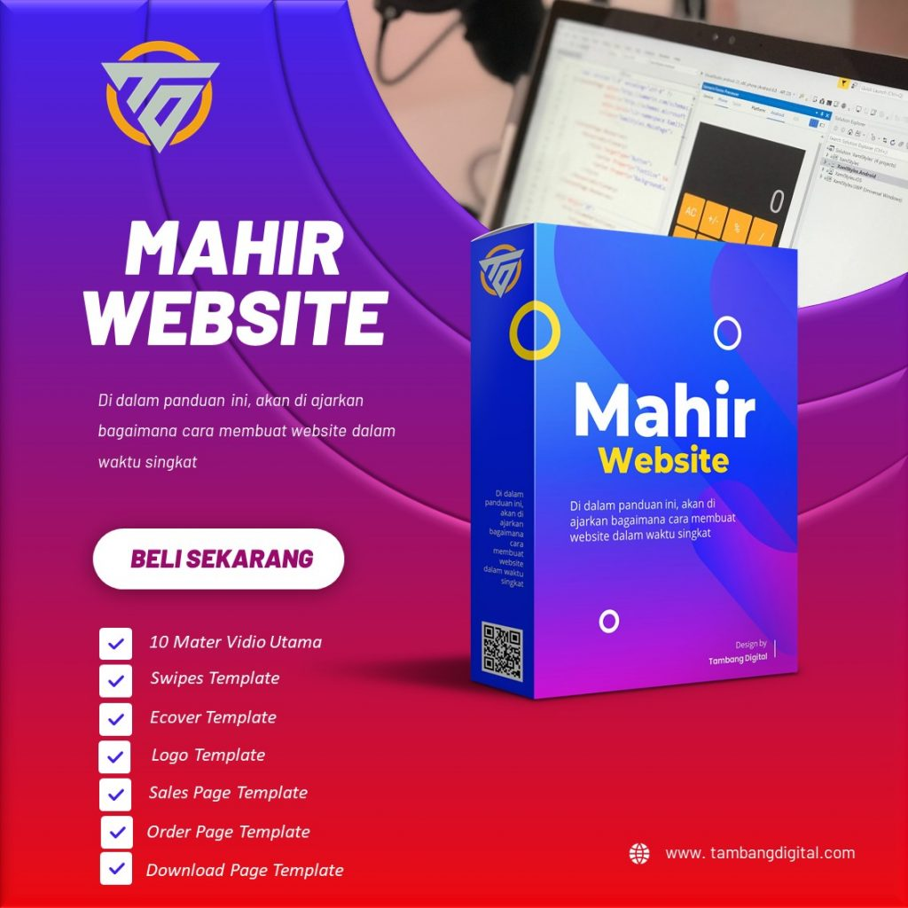 Image Mahir Website